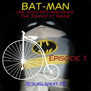 Pochette de l'épisode 1 - silhouette d'un vélo