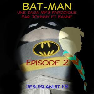 Pochette de l'épisode 2 - silhouette d'un scout
